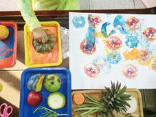 蔬果奇想創作趣