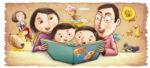 親子共讀 泰式酸辣雞絲