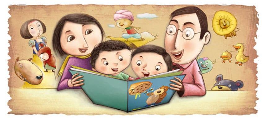 親子共讀 在圖畫書裡玩遊戲