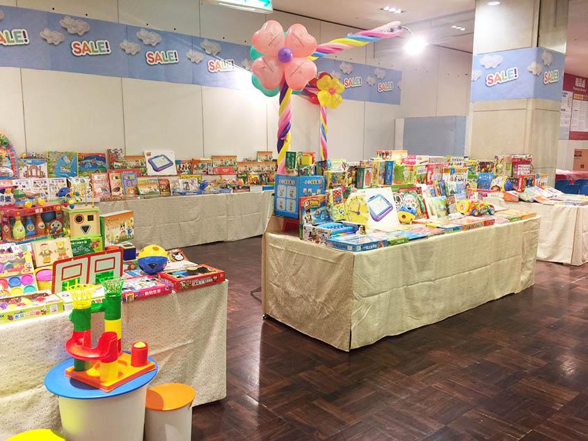 童書教具特賣會-台南新光三越 特賣會2017