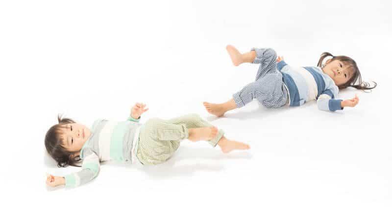 親子身體遊戲